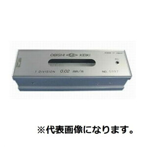 大菱計器製作所 平形水準器 工作用/AD153 HL0.1-150 1個
