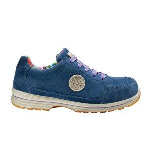 DIKE 作業靴レディーD ウィステリアパープル 30912-193-38 1足