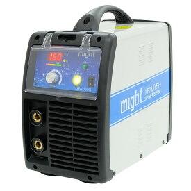 マイト工業 リチウムバッテリー溶接機 W215xD465xH376mm LBW-160G 1台