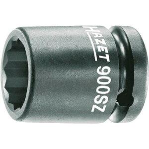 HAZET インパクト用12ポイントソケットレンチ(12角・差込角12.7mm) 55 x 45 x 45 mm 900SZ-34