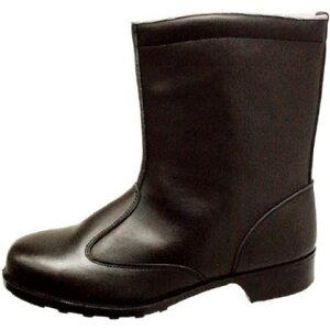 ミドリ安全 ゴム底安全靴半長靴HS400N HS400N-24.5