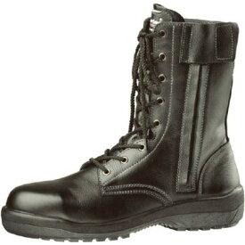 ミドリ安全 新ラバー2層底安全靴RT730Fオールハトメ24cm RT730F-24.0