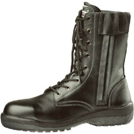 ミドリ安全 新ラバー2層底安全靴RT730Fオールハトメ24.5cm RT730F-24.5