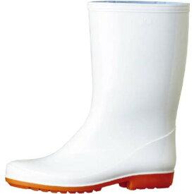 ミドリ安全 作業長靴W2100ホワイト31cm W2100-W-31.0