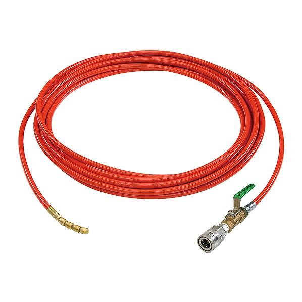 アサダ PU洗管ホースエンジン式吐出量21L/分用20mワンタッチC HD08030