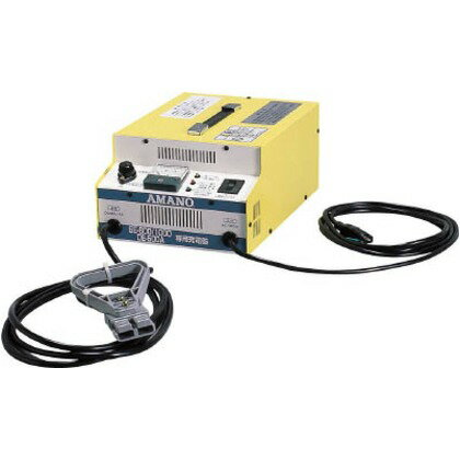アマノ 電子高速バフィングマシン用充電器(DE−500AN) DE-500ANCHG