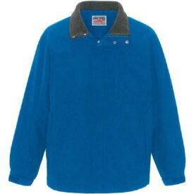 アイトス 防寒ジャケットブルー5L 6164-006-5L