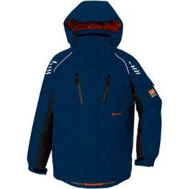 アイトス 防寒ジャケット ネイビー4L AZ-6063-008-4L