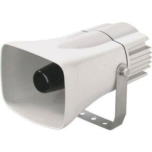 デジタル 白 電子音警報器(ホーン)43音 AC ST-25AM-ACW
