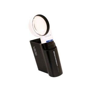 エッシェンバッハ LEDワイドライトルーペ+専用スタンド付き5倍 1511-5M