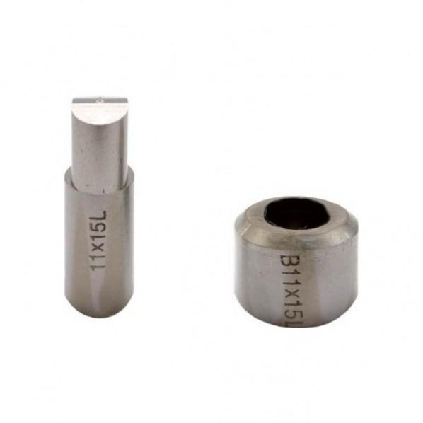 育良 コードレスパンチャー替刃 IS−MP15L・15LE用(51705) SL13A 1 S