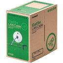 エレコム EURoHS指令準拠LANケーブルCAT5E100mパープル 185 x 300 x 300 mm LD-CT2/PU100/RS