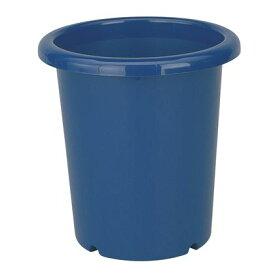 植木鉢 長鉢 8号 ブルー