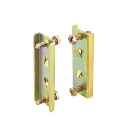 ネグロス電工 ワールドダクターH形鋼用 DHH1 長さ(mm):85.幅(mm):30.高さ(mm):10 DHH1-10 10 個