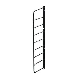 LABRICO(ラブリコ) シェルフフレーム6 黒 幅2cm×奥行16.5cm×高さ57cm WFK-56 1個