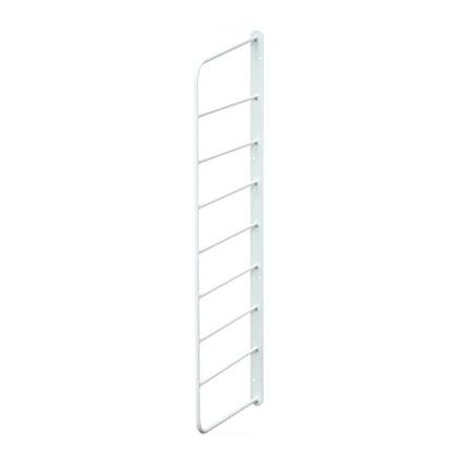 Weekend Workshop シェルフフレーム6 白 幅2cm×奥行16.5cm×高さ57cm WFW-56 1 個