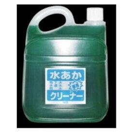 サンエスエンジニアリング 水あか専用クリーナー 5L SAN−019 洗浄剤 4セット