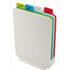 ジョセフジョセフ インデックス付まな板 アドバンス2.0 スリム ホワイト 幅22.5×奥行8×高さ32.5 60136 ジョセフジョセフ まな板 セット