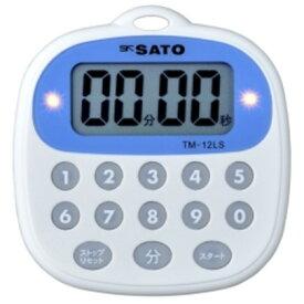 SATO キッチンタイマー 77X81X16mm TM-12LS