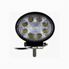カシムラ LED ワークライト 丸 ブラック W114×H137×D45 ML1