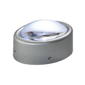 TSK LEDライト付デスクルーペ DS-5 ルーペ 虫メガネ 拡大鏡