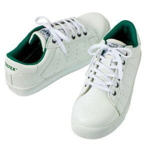 TULTEX セーフティシューズ 001ホワイト 29cm 51647 作業靴
