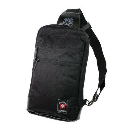 LIFEGUARD ボディーバック ブラック 34×19×8(cm) LB-01 鞄
