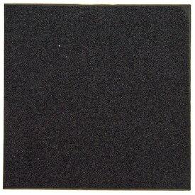 和気産業 スポンジゴム 粘着付 黒 10mm×100mmX100mm SPN-12