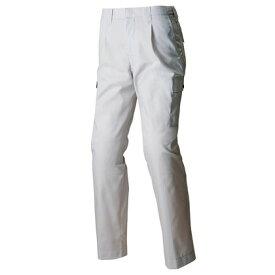 アイトス シャーリングカーゴパンツ(1タック)アジトマックス 003シルバーグレー L 3451-003-L