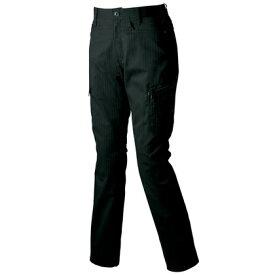 アイトス レディースカーゴパンツ(ノータック) 010カーキブラック M 30656-010-M アジトペンタスストレッチ・作業服・作業着・作業パンツ・作業ズボン