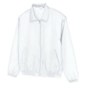 アイトス 裏メッシュブルゾン(男女兼用) 001ホワイト 3L 50102-001-3L