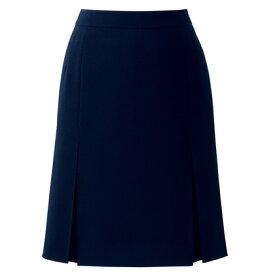 アイトス プリーツスカート 011ネイビー 11 HCS3501-011-11
