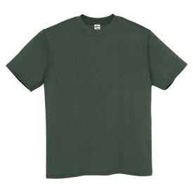 アイトス Tシャツ(男女兼用) 020デニム L MT180-020-L