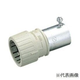 パナソニック PF管用付属品 Eパイプアダプタ クリームグレイ DMP16EN10 住宅 配管 電設資材 10個