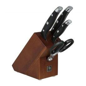 ツヴィリング HIスタイルエリート ナイフブロックセット ナイフブロックサイズ:100×155×245mm 16817-015 ナイフスタンド