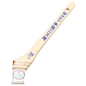 和信ペイント 水性ニス刷毛N 30mm 800162