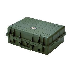 トラスコ(TRUSCO) プロテクターツールケースオリーブXL TAK13ODXL 1個