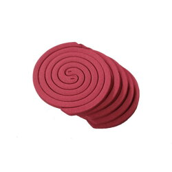 富士錦パワー森林香携帯防虫器用線香赤箱30巻入り
