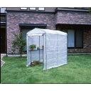 グリーンライフ ビニール温室ジャンボ W124×D186×H190cm BO-006GM 1個