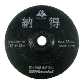 富士製砥 納得 180x6x22mm NATTOKU1806 25枚