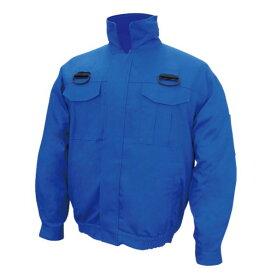 8f035a12435ff5 ブレイン 空調エアコン服ハーネス/服地のみ ブルー Lサイズ(着丈66、肩幅