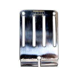 ニックス(KNICKS) KNICKS ステンレスベルトループL シルバー 9.5x6.5x1.2 SUS15L 1個