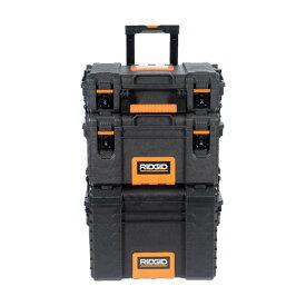 RIDGID/リジッド プロツールボックスセット 工具箱 560 x 470 x 880 mm 54358 1組