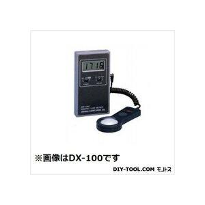 竹村電機製作所 デジタル照度計/オートレンジ/出力端子付き DX-200 1台