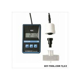 サカキコーポレーション コンパクト酸素濃度計/気体用 106X67X30mm GOX100 1台