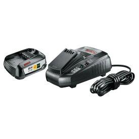 ボッシュ 18Vバッテリー・充電器セット A1825LIG-SET 1台