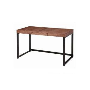 市場 Walnut Desk(ウォールナットデスク) 120×60×72.5cm T-2314BR 1台