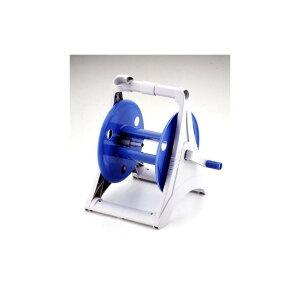 グリーンライフ カプリ 20m巻用リールのみ ブルー 36.5×34×37cm APR-20B 1個