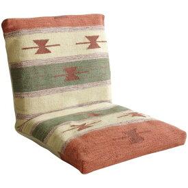 MASALA(マサラ) インド綿座椅子 キリム柄 YSC-KM450A 1個