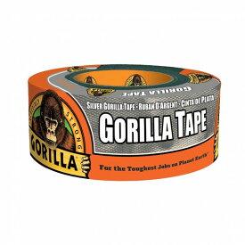 ゴリラ(Gorilla) ゴリラテープ シルバー 48mm×11m 1775 1個
